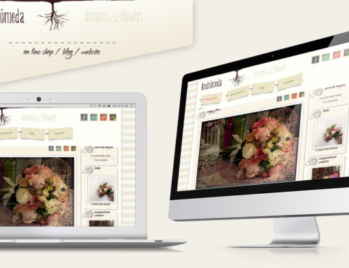 Tienda online Andromeda Dreams & Flowers v1.0